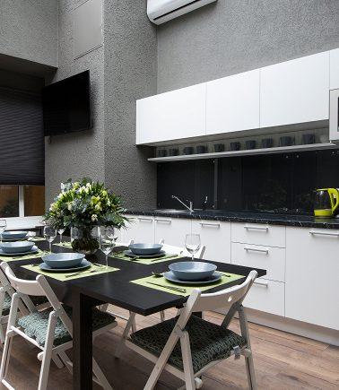 Green Design Apartment