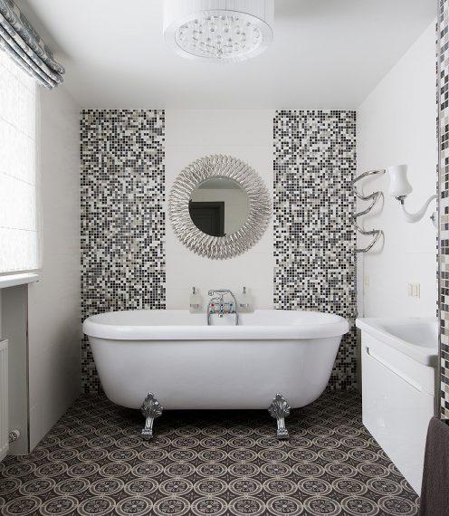 White Design Apartment