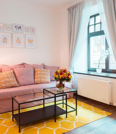 Rosé Design Apartment